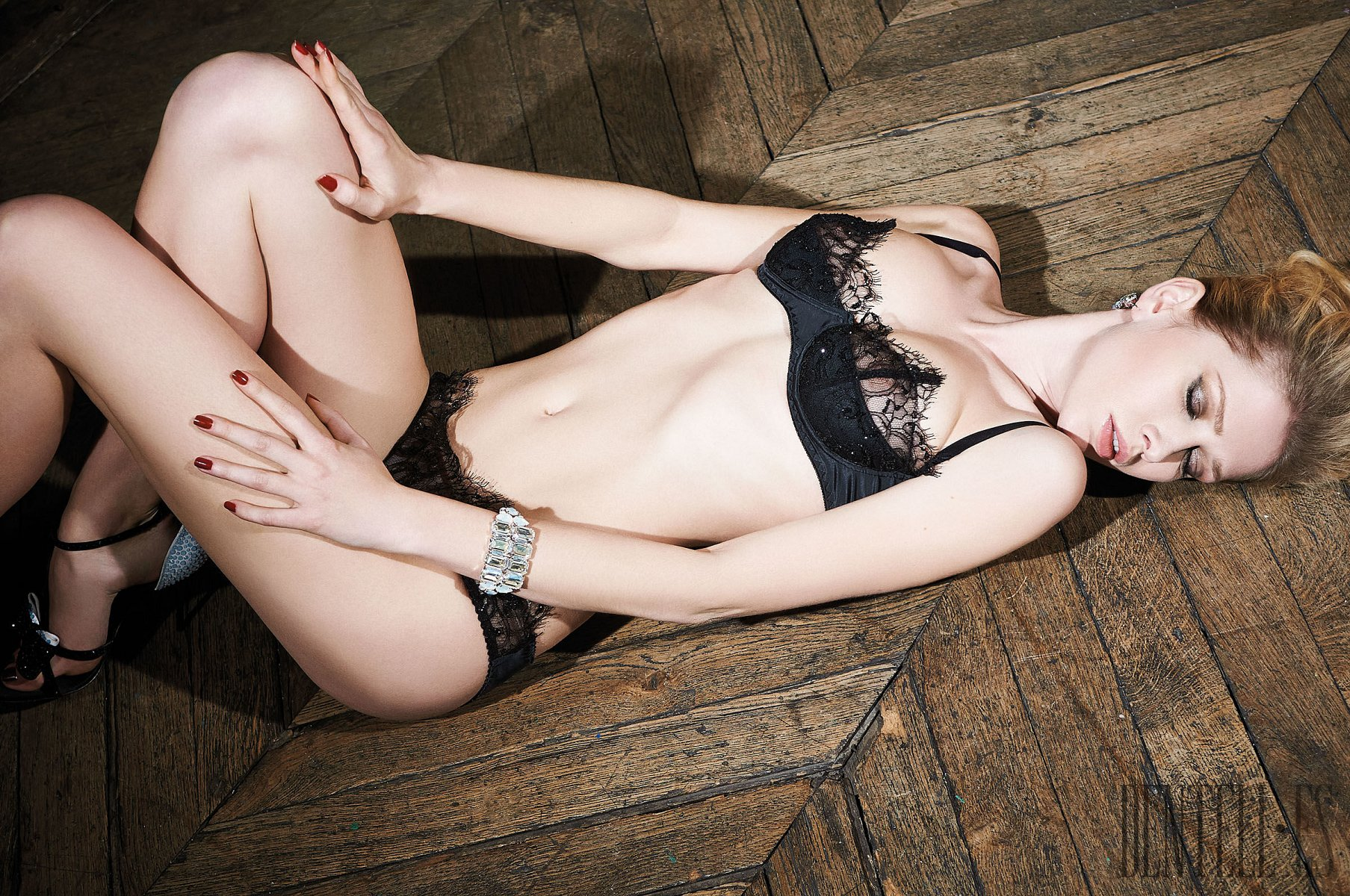 Les Jupons de Tess Fall-winter 2013-2014 - Lingerie - 1
