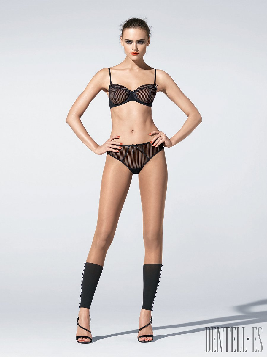 Wolford Spring-summer 2012 - Lingerie - 1