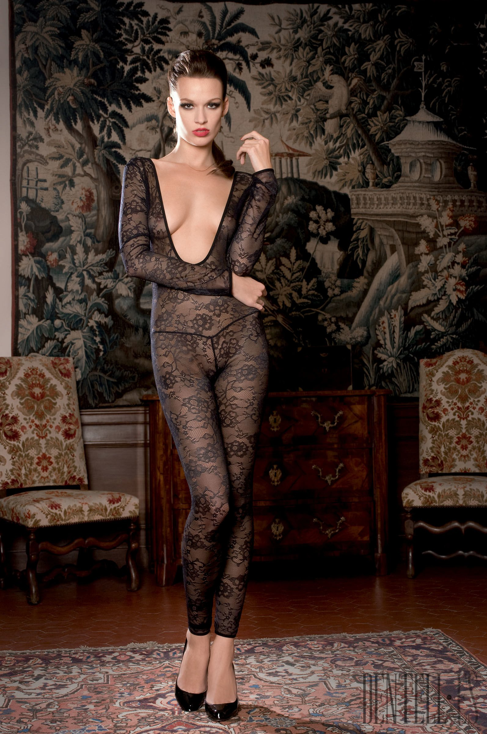 Maison close fall winter 2012 2013 lingerie for Maison close