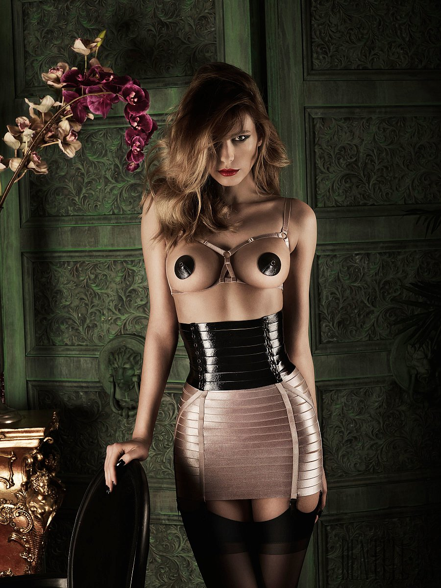 Bordelle Fall-winter 2012-2013 - Lingerie - 9