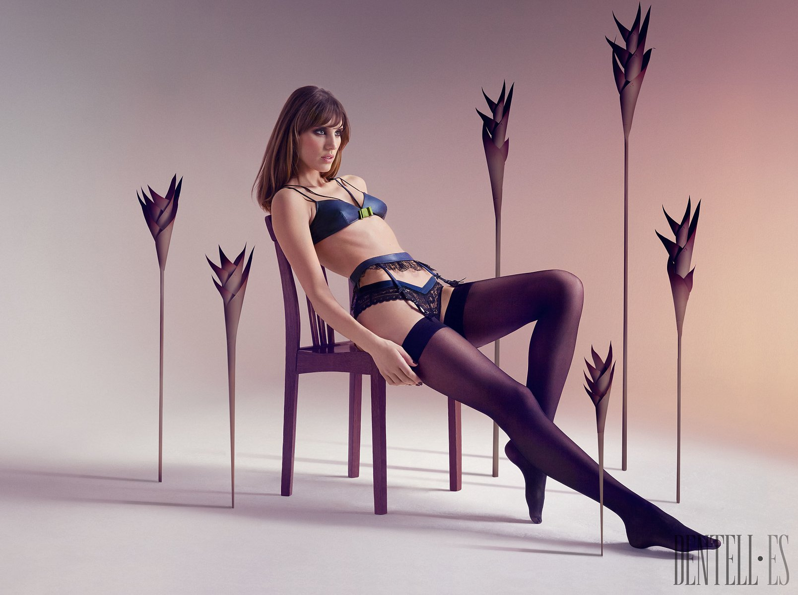 Absolutely Pôm Fall-winter 2013-2014 - Lingerie - 1