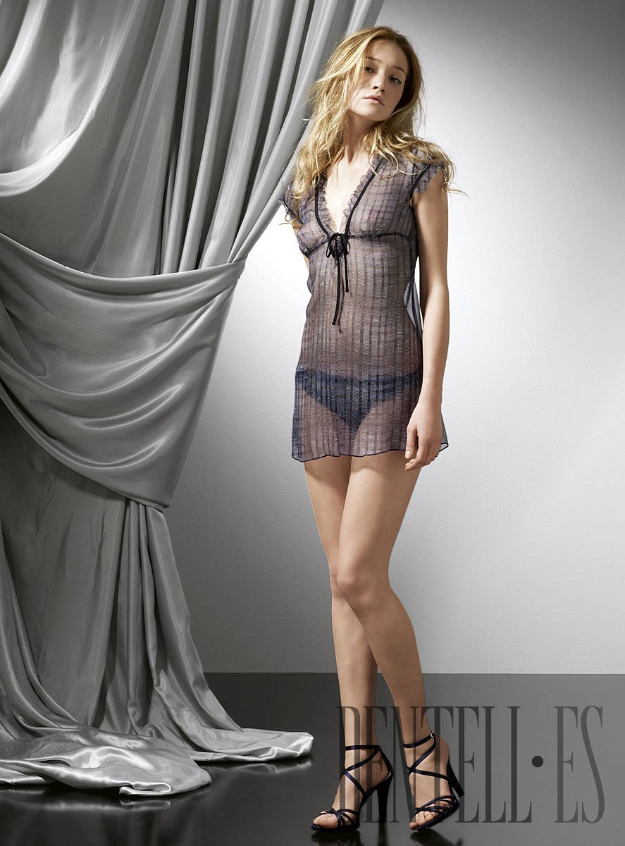 Sisley Underwear Fall-winter 2009-2010 - Lingerie - 1