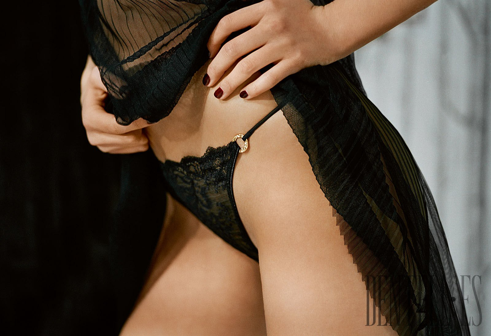 Femilet Black Edition Fall-winter 2008-2009 - Lingerie - 1