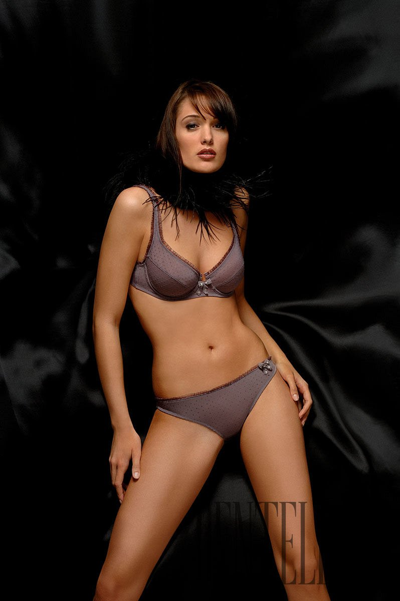 Le Bourget Fall-winter 2007-2008 - Lingerie - 5
