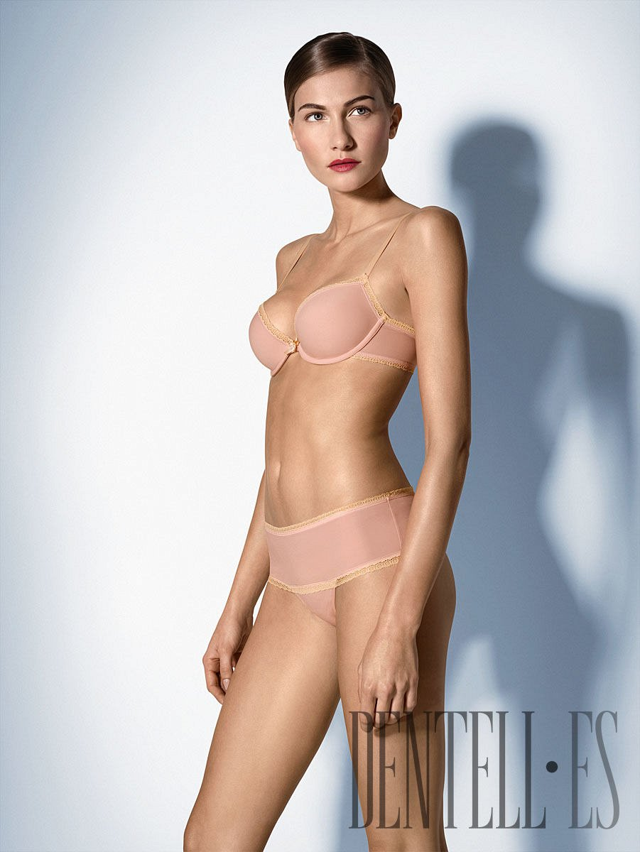 Wolford Fall-winter 2009-2010 - Lingerie - 1