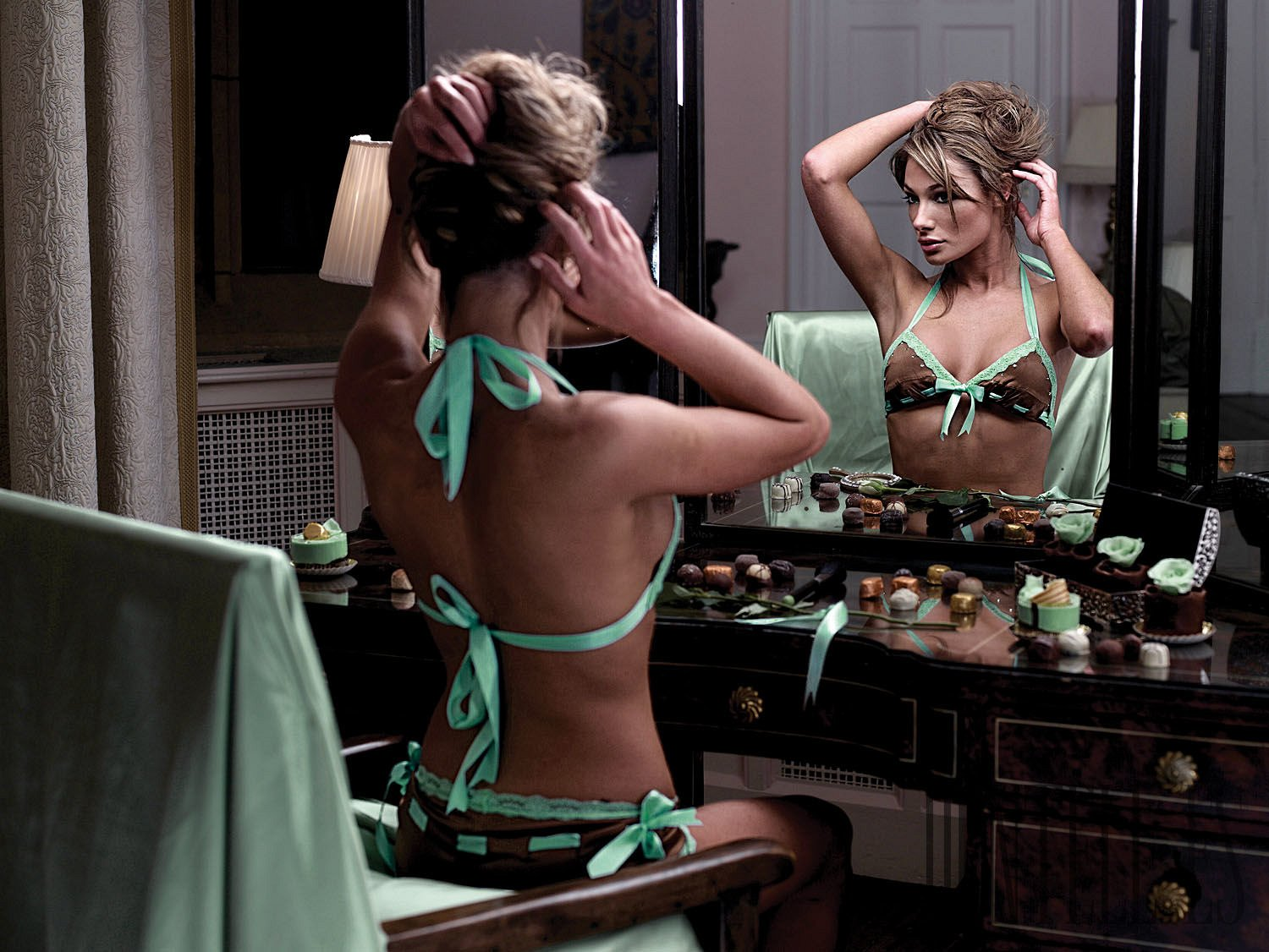 Patrick and Skinner 2007 Collection - Lingerie - 1