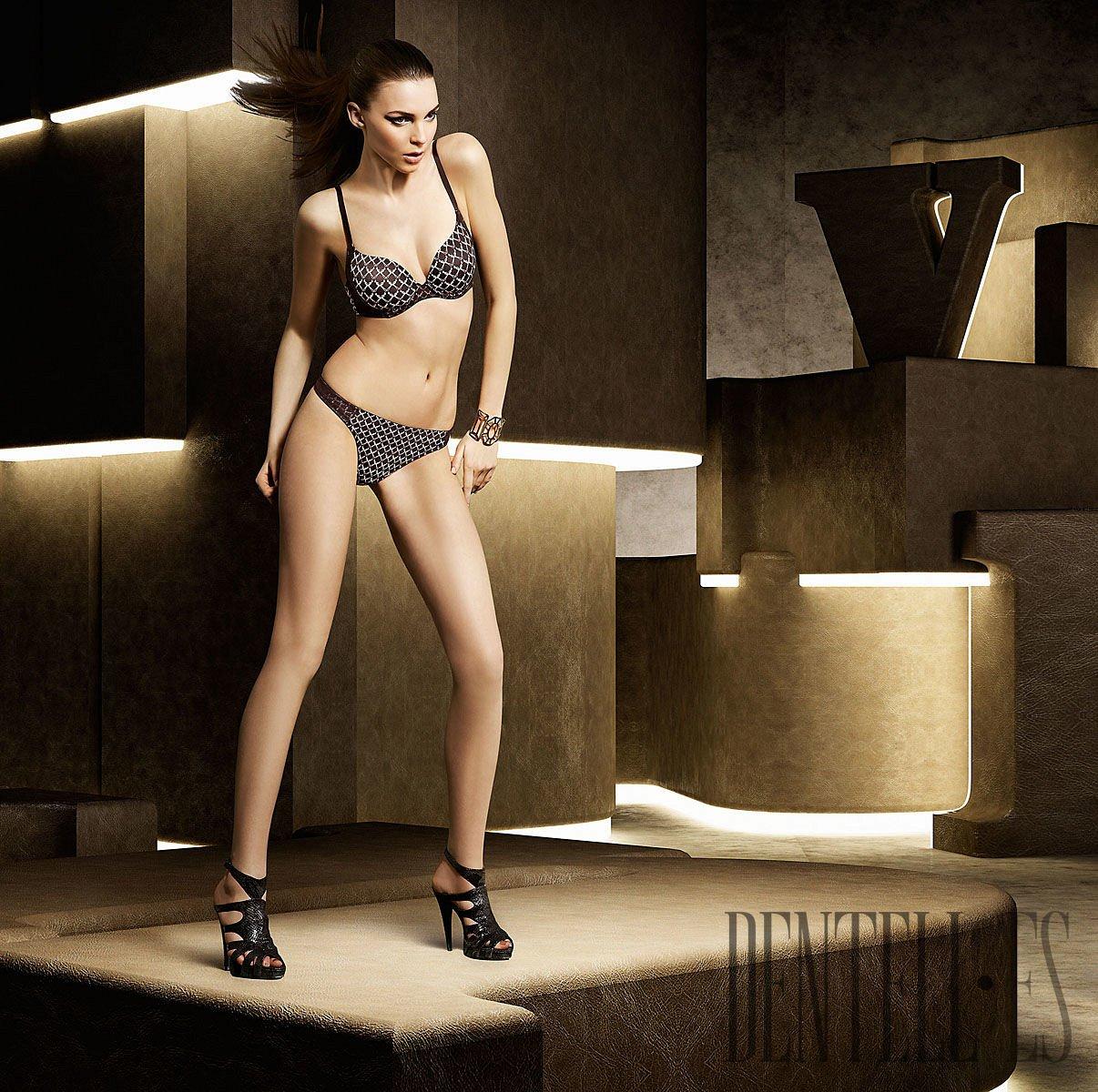 Marie-Jo L'aventure Fall-winter 2009-2010 - Lingerie - 1