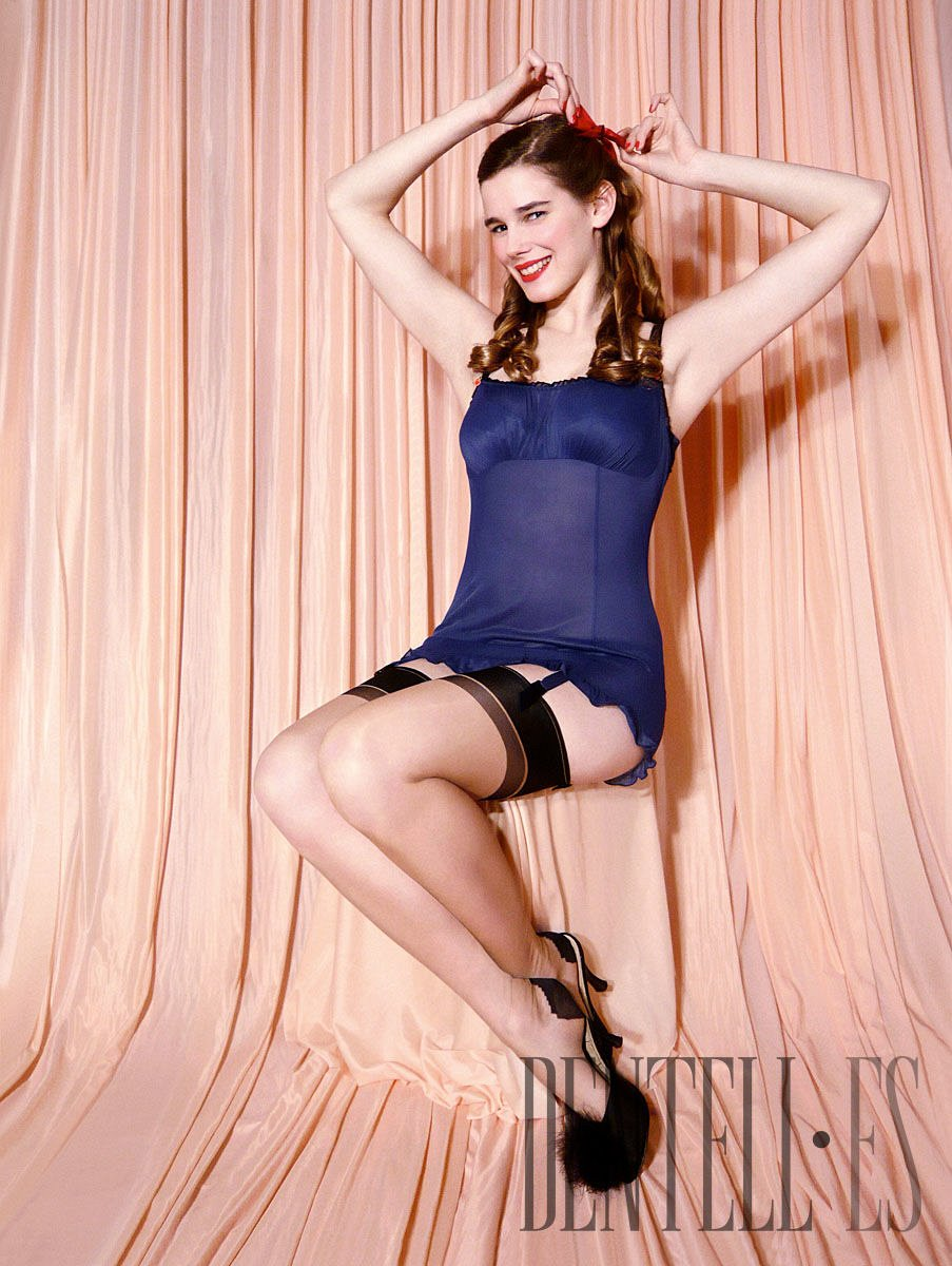 Fifi Chachnil for TopShop Collection 2008 - Lingerie - 1